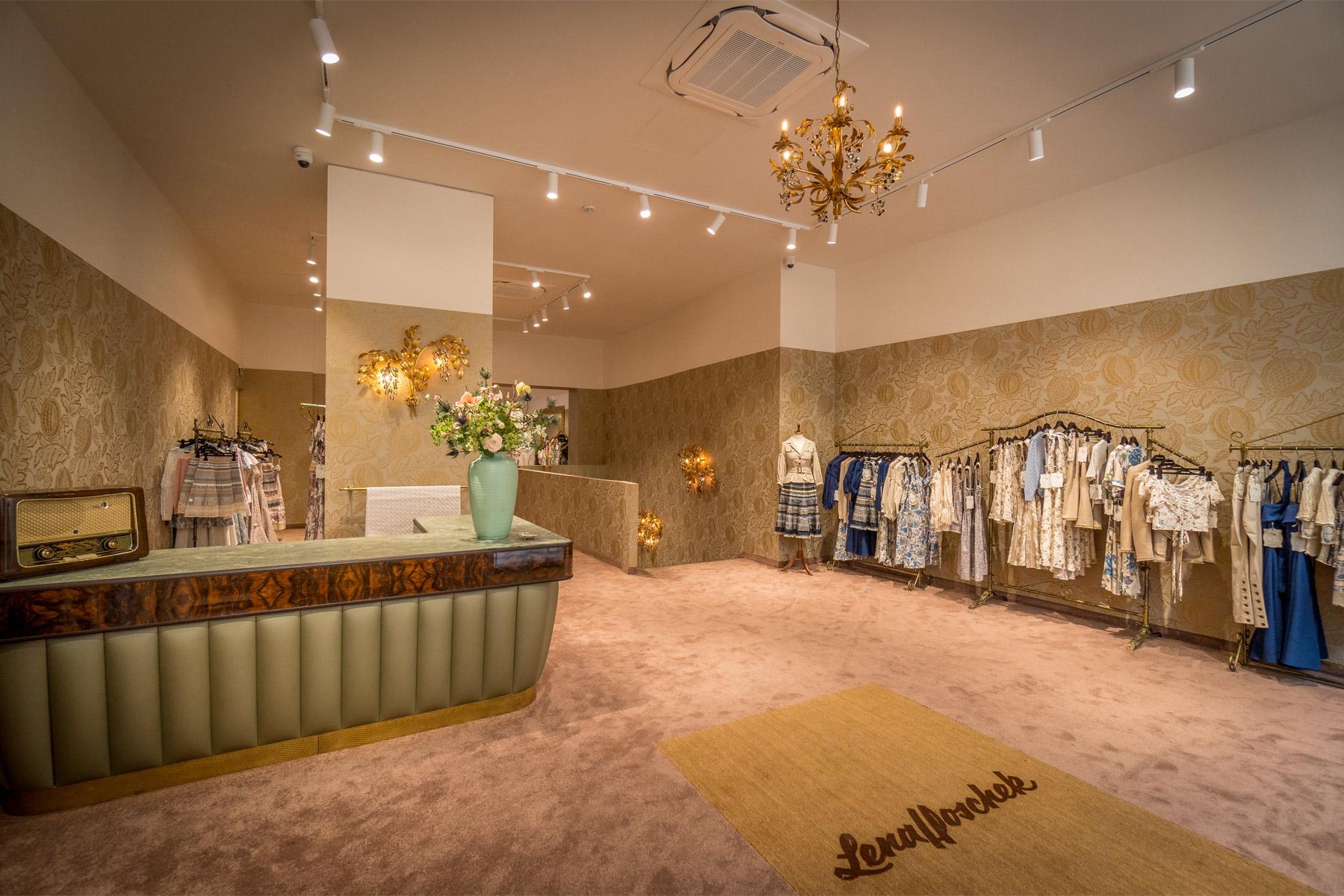 Lena Hoschek Flagship Store Vienna
