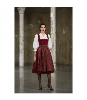 Maria Taferl Dirndl blouse by Lena Hoschek Tradition - AW21/22 autumn/winter collection