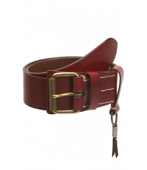 Leather Belt by DUKES
