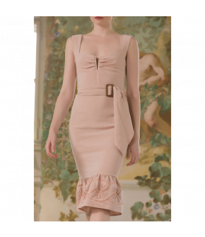 Amante Dress by Lena Hoschek - SS21 summer collection - Antoinette's Garden