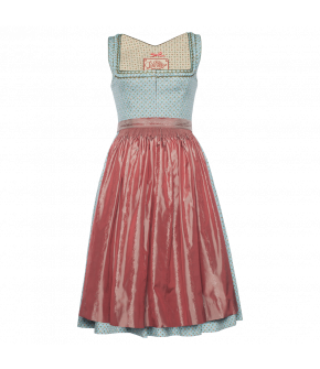 """Fini"" dirndl by Lena Hoschek Tradition - AW 16/17 collection"
