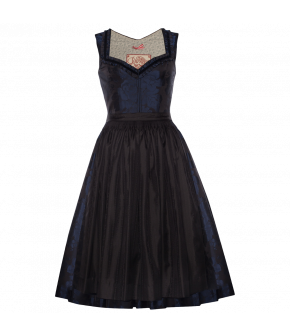 """Zita"" dirndl by Lena Hoschek Tradition - AW 16/17 collection"