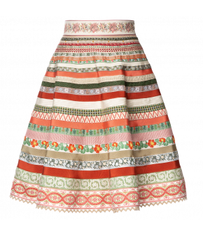 Original Ribbon Skirt Marille - SS21 summer collection - Lena Hoschek Tradition