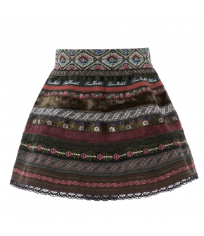 Mini Ribbon Skirt