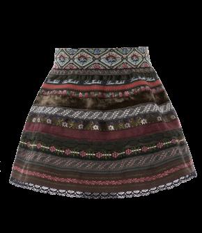 Mini Ribbon Skirt