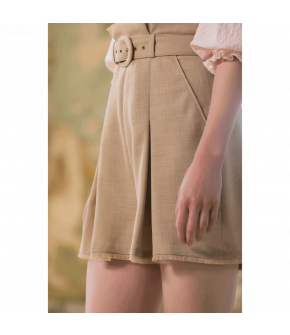 Bicyclette Shorts by Lena Hoschek - SS21 summer collection - Antoinette's Garden