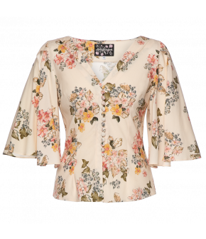 Lena Hoschek Age of Innocence blouse spring - Season of the Witch - SS20 - FS20