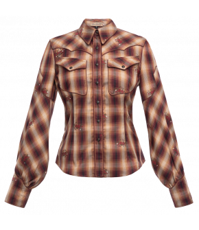 Dallas Blouse