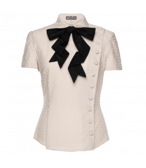 Lena Hoschek Devotion blouse - Season of the Witch - SS20 - FS20 - Lena Hoschek Devotion Bluse