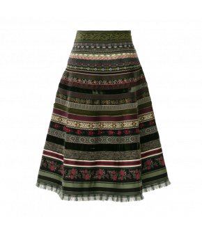 Classic Ribbon Skirt Waldheimat by Lena Hoschek Tradition - AW21/22 autumn/winter collection