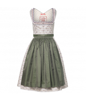 """Johanna"" dirndl by Lena Hoschek Tradition - Summer collection 2018"