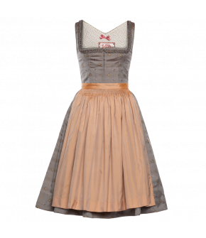 """Mariechen"" dirndl by Lena Hoschek Tradition - SS20 summer collection"
