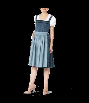 Lena Hoschek Dirndl blouse Aussee by Lena Hoschek Tradition - Spring / Summer 2019