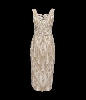 Élysée Dress by Lena Hoschek - SS21 summer collection - Antoinette's Garden