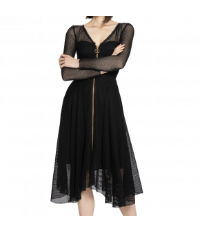 Lena Hoschek Black Magic Dress - Season of the Witch - SS20