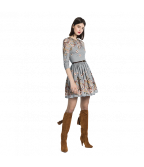 Short skater Lena Hoschek dress