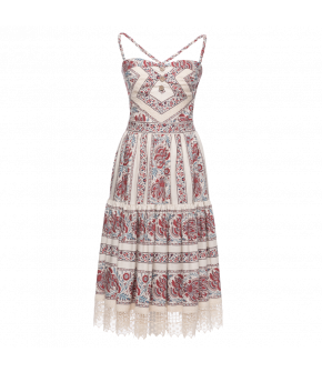 Jeunesse Dress by Lena Hoschek - SS21 summer collection - Antoinette's Garden