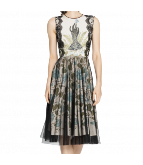 Lena Hoschek Moonflower dress - Season of the Witch - SS20