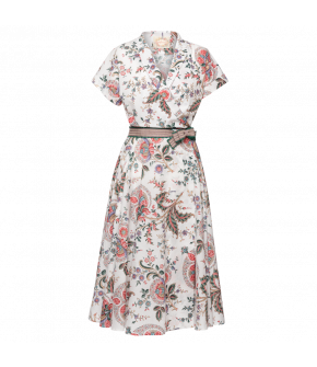 Provençal Dress by Lena Hoschek - SS21 summer collection - Antoinette's Gardena