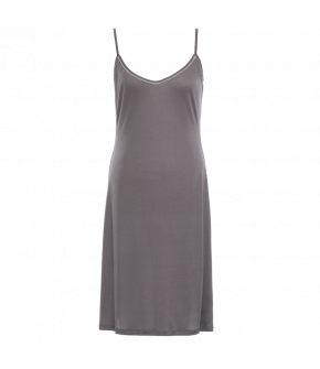 Lena Hoschek Slip dress in grey - Season of the Witch - SS20 - FS20 - Lena Hoschek Slip Kleid in Grau