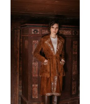 Princess Dinner Skirt terra alpine by Meindl - AW21/22 autumn/winter collection - Meindl x Lena Hoschek