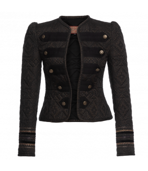 Lena Hoschek Jacket Folklore - Artisan Partisan - Autumn/winter collection AW20/21