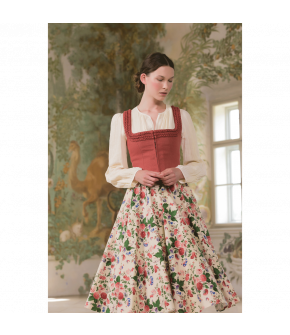 Josefine dirndl blouse by Lena Hoschek - Tradition - Autumn/Winter 2019/20