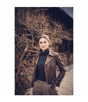 Amalie Leather Jacket