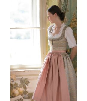 Antonia Dirndl with apron - SS21 summer collection - Lena Hoschek Tradition