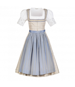 """Sisi"" dirndl by Lena Hoschek Tradition - Summer collection 2015"