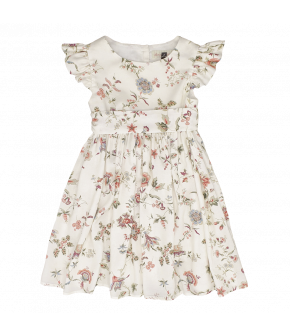Mimi Mini Me Dress impérial with flowers by Lena Hoschek - SS21 summer collection - Antoinette's Garden