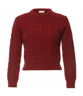 Fireplace Pullover