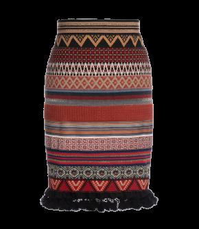 Loulou Ribbon Skirt