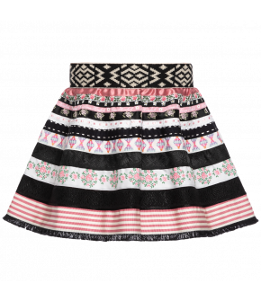 "Lena Hoschek mini ribbon skirt ""forever love"" - Season of the Witch - SS20 - summercollection 2020"