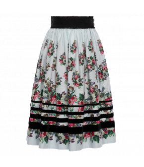 "Traditional ""Anneliese"" skirt by Lena Hoschek - SS20 summer collection - Lena Hoschek Tradition"