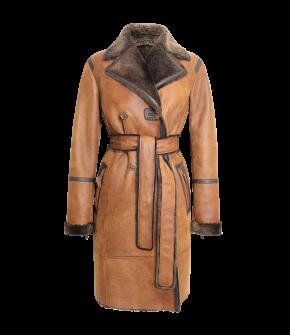 Royal Explorer Coat havanna by Meindl - AW21/22 autumn/winter collection - Meindl x Lena Hoschek