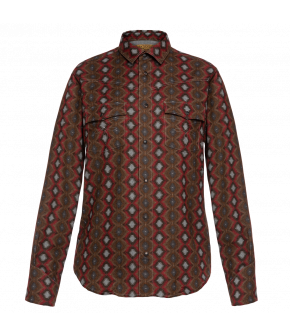 "Slim-fit men's shirt ""Luke"" from Lena Hoschek"