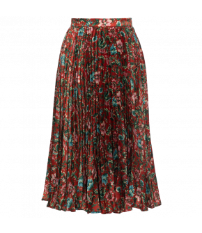 """Aura"" skirt by Lena Hoschek - Artisan Partisan - Autumn/winter collection AW20/21"