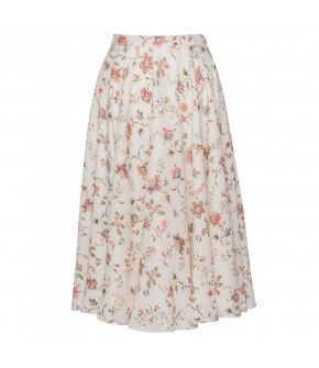 Catherine Skirt impérial with flowers by Lena Hoschek - SS21 summer collection - Antoinette's Garden