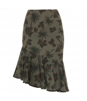 Club Tropicana Skirt shadow by Lena Hoschek - Tutti Frutti Spring / Summer 2019