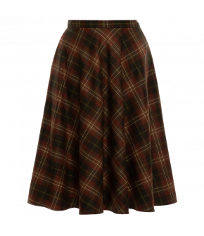 Kingsman Skirt highlander by Lena Hoschek - Autumn/Winter 2019 - Men At Work