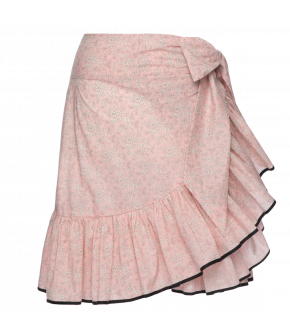 "Lena Hoschek ""Petti Butt"" skirt floral pink - Season of the Witch - SS20 - FS20 - Lena Hoschek ""Petti Butt"" Rock in Pink"