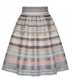 "Lena Hoschek ribbon skirt ""coco"" - Season of the Witch - SS20 - FS20 - Lena Hoschek ""Coco"" Bänderrock"