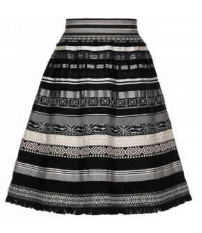 "Lena Hoschek ribbon skirt ""eternity"" - Season of the WItch - SS20 - FS20 - Lena Hoschek Bänderrock ""eternity"""
