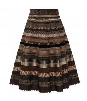 "Ribbon skirt by Lena Hoschek in ""grandpa"""