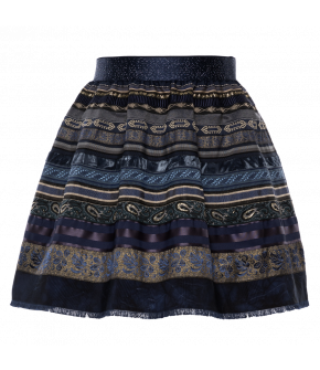 Ribbon Skirt Mini