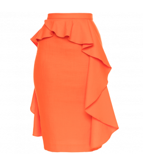 Tango Skirt orange by Lena Hoschek - Tutti Frutti Spring / Summer 2019