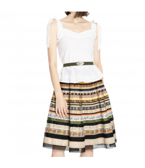 Lena Hoschek ribbon skirt