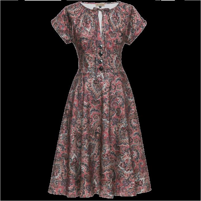Amy Vermont Kleid Mit Grafischem Muster Impressionen