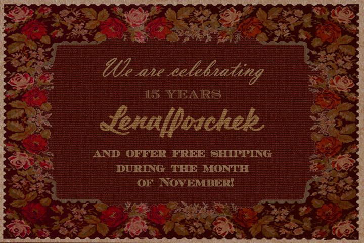 Free Shipping during November 2020